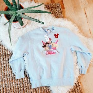 Disney princess pullover
